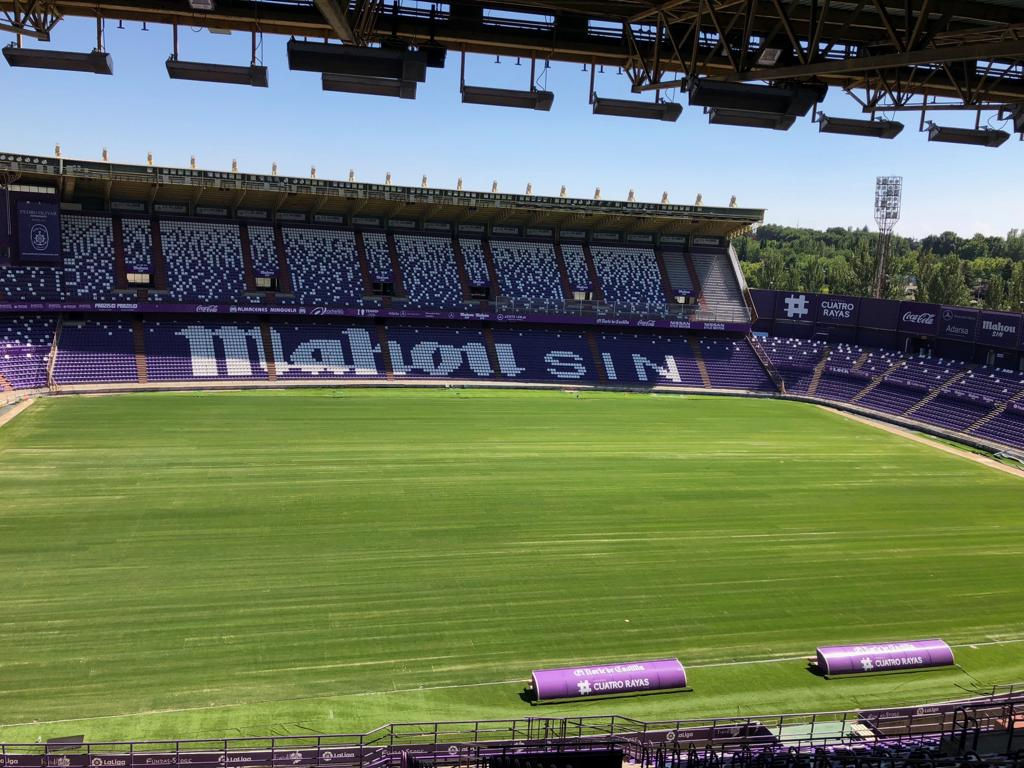 Exclu- Real de Valladolid de Ronaldo, le Sénégalais Elimane Lam actionnaire