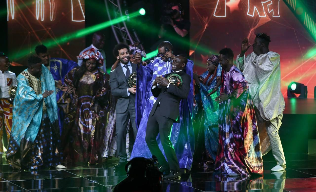 24 Photos CAF Awards 2018 à Diamniadio, 24 images pour rattraper tout ce que vous aviez raté Avec Macky Sall, Youssou Ndour, Sadio Mané, Mohamed Salah