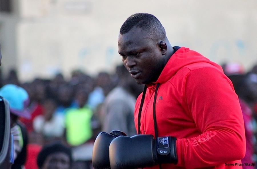 Open-press Modou Lô: «Que Tapha Guèye aide Balla Gaye 2 ne m'ébranle pas, le jour du combat, il verra du feu»