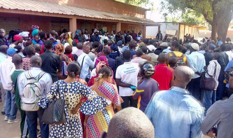KOLDA : Grève des enseignants contre l'agression d'un directeur d'école