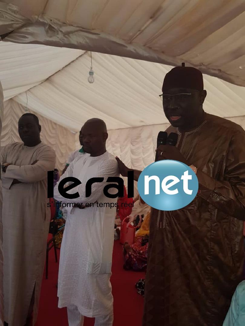 Voici quelques photos de Tahirou Seydou Sarr dont Ousmane Sonko parle ...