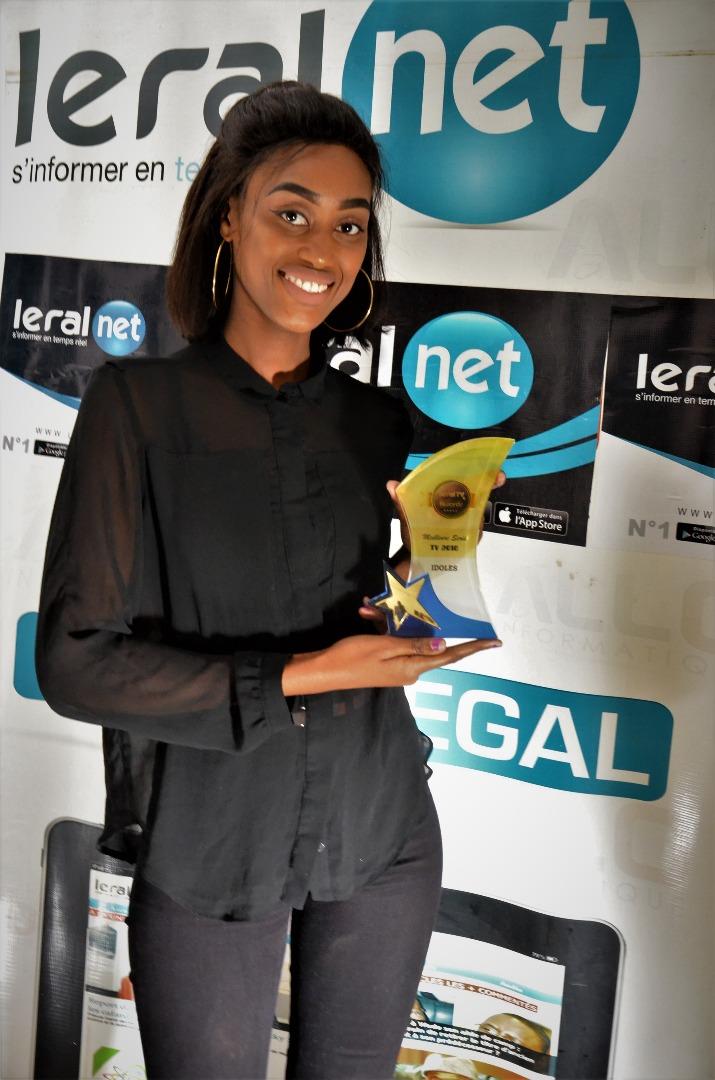 """LERAL AWARDS: IDOLES remporte le prix de la """"Meilleure Série Tv de l'année 2018"""""""