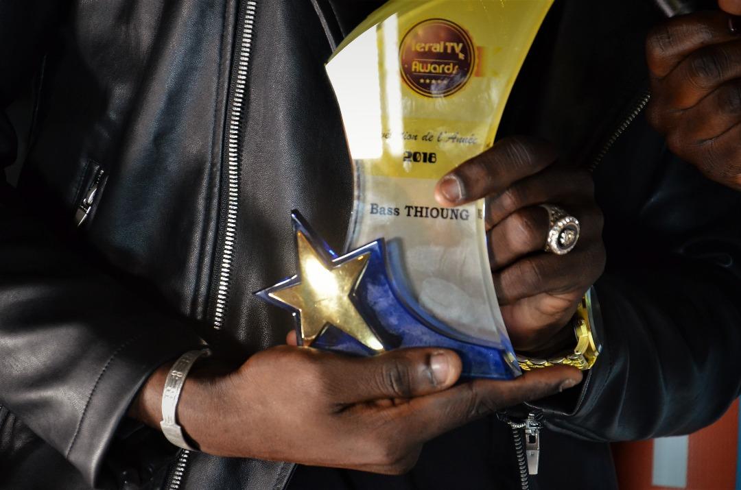 """LERAL AWARDS : Bass Thioung gagne le prix de la """"Révélation de l'année 2018"""""""