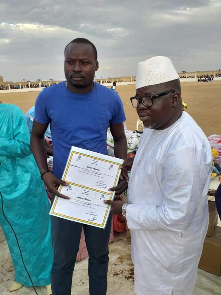 Vidéo et photos : Finale zonale Pire : Ndoye Bane lance un appel au ressortissants de Pire