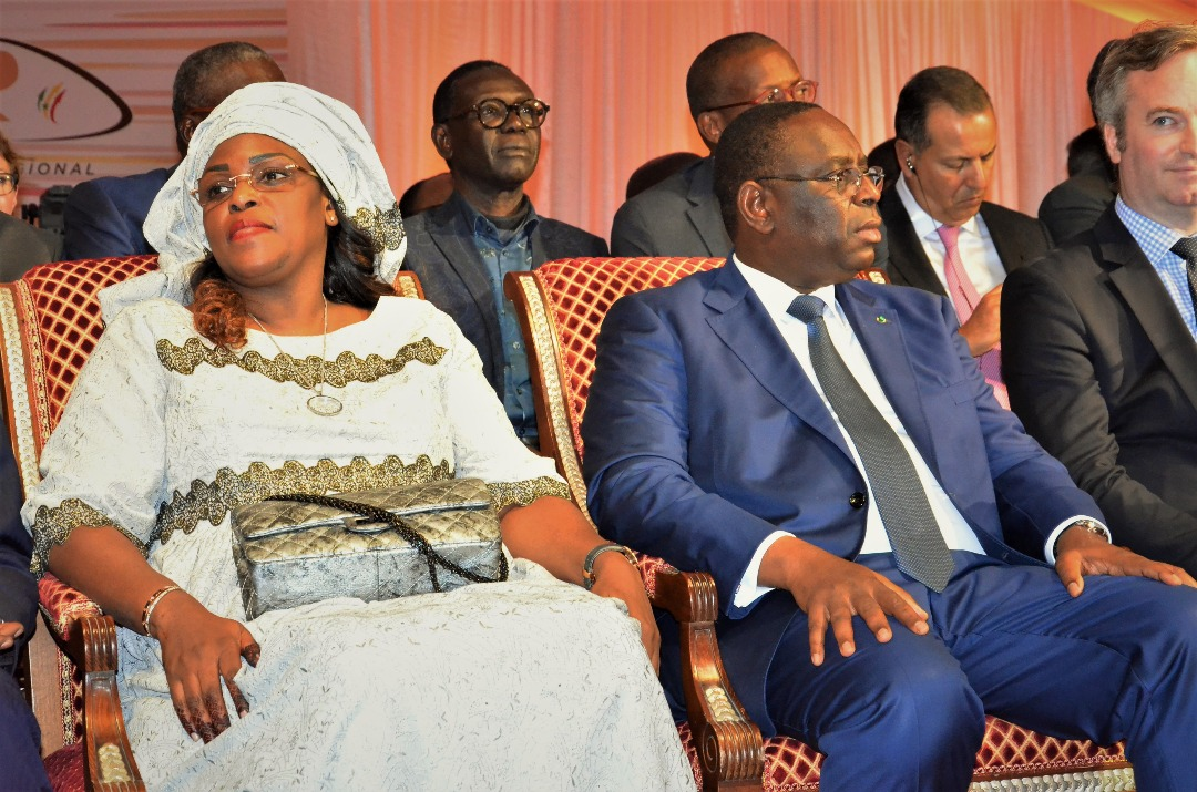 7 Photos : Marième Faye Sall, le sourire ravageur de la Première dame du Sénégal