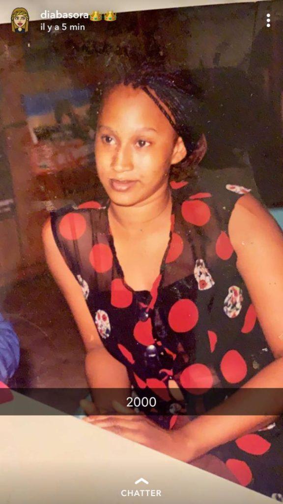 Photos : Découvrez à quoi ressemblait Diaba Sora en 2000