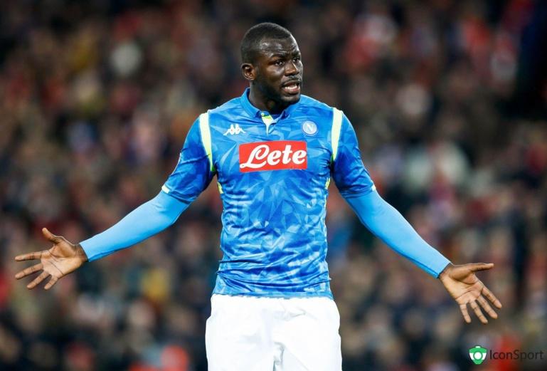 Racisme: l'appel de Kalidou Koulibaly rejeté, Naples dénonce  « une grave défaite pour le football »