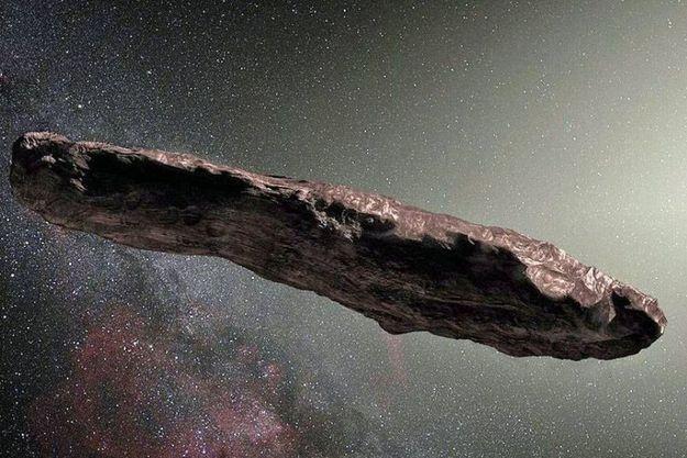 """Oumuamua : """"Si j'ai raison, c'est l'une des plus grandes découvertes de l'Histoire"""""""