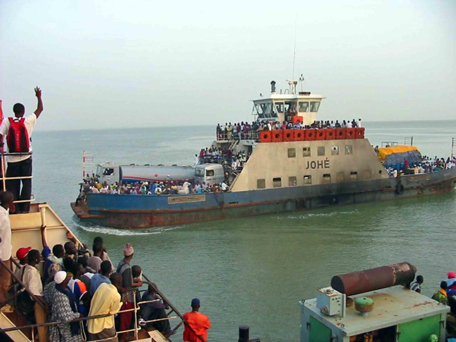 Farafenni : un des conducteurs du ferry meurt noyé