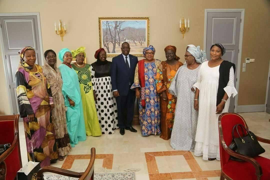 Les femmes de Benno Bokk Yakaar rappellent les propos de l'ex-président Abdoulaye Wade