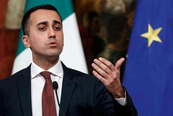 """Luigi Di Maio accuse la France """"d'appauvrir l'Afrique"""", l'ambassadrice d'Italie convoquée"""
