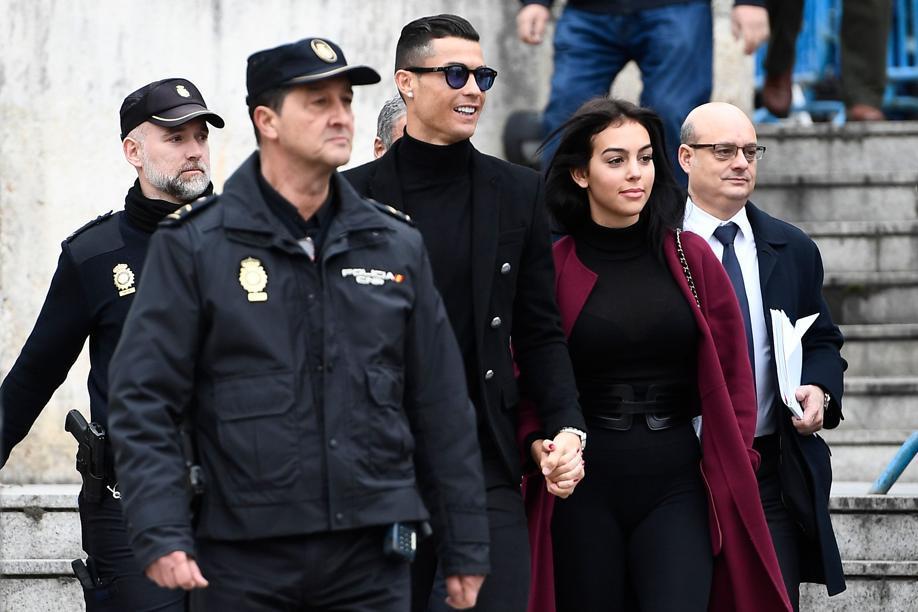 Condamné pour fraude fiscale, Ronaldo conclu un accord avec le Fisc Espagnol