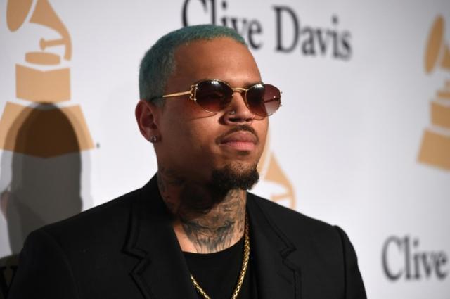 Accusé de viol, Chris Brown insulte son accusatrice à l'issue de sa garde-à-vue