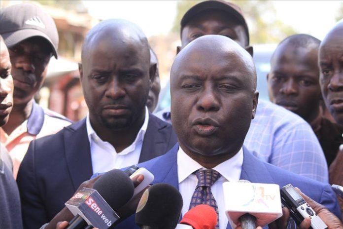 """Thierno Bocoum envoie «balader» Ousmane Sonko, Issa Sall et Madické Niang et choisit la """"maturité et l'expérience"""" d'Idrissa Seck"""