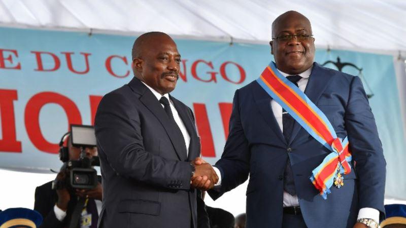 RD Congo: l'alliance entre Tshisekedi et Kabila au grand jour
