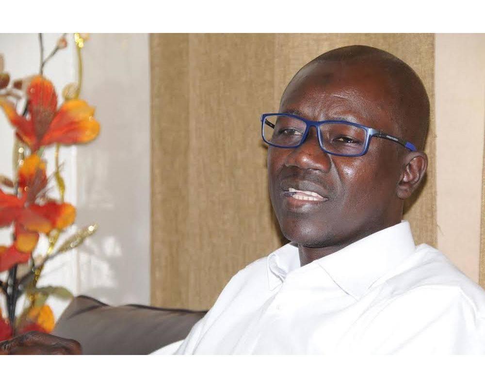 Cheikh Ahmed Bamba Diagne a scruté tous les scrutins présidentiels et légilslatifs du Sénégal depuis 1960. © DR