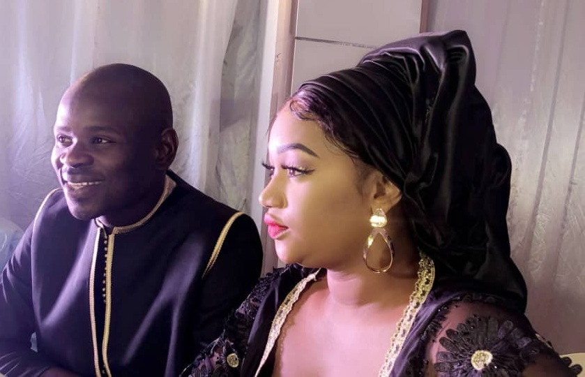 14 Photos : Pape Cheikh Diallo et sa  Kya Aïdara, khana dou wakhe daye fin !!!