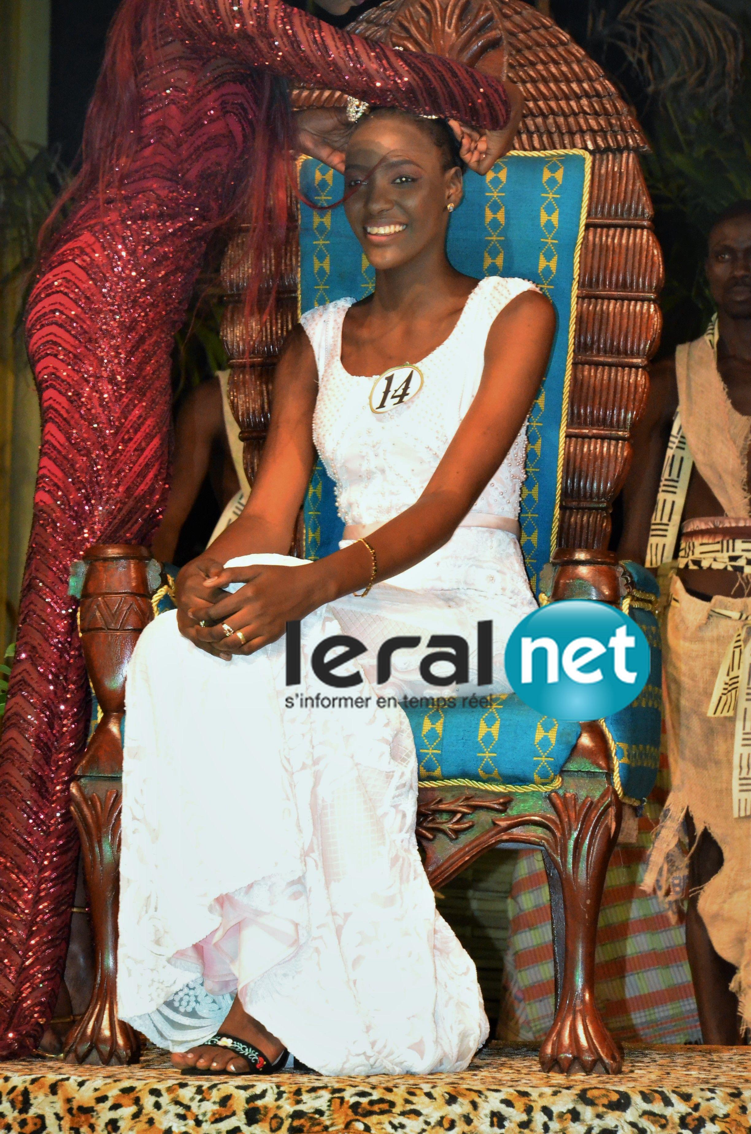 PHOTOS - Admirez la beauté d'Alberta Diatta, l'enfant de la Casamance élue Miss Sénégal 2019