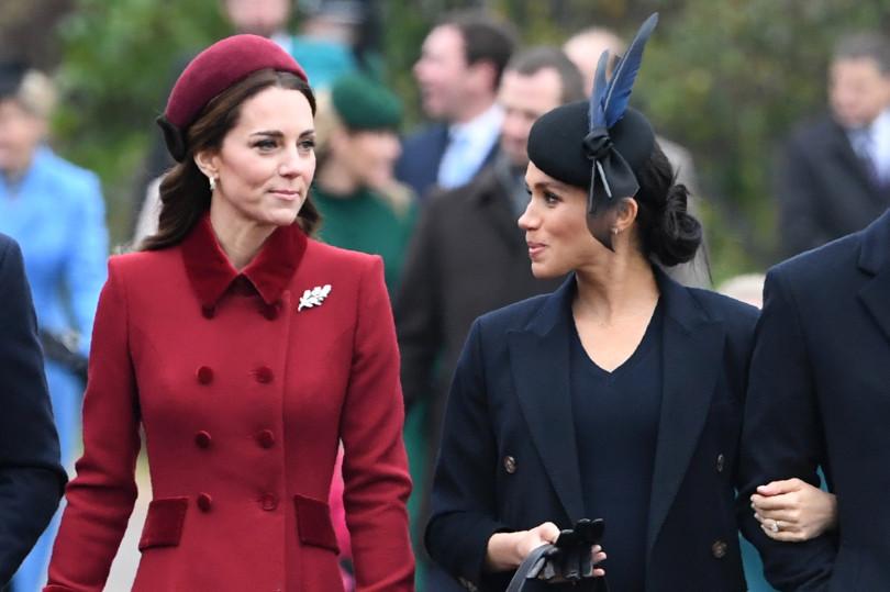 Meghan Markle ne va pas faire comme Kate Middleton pour son accouchement
