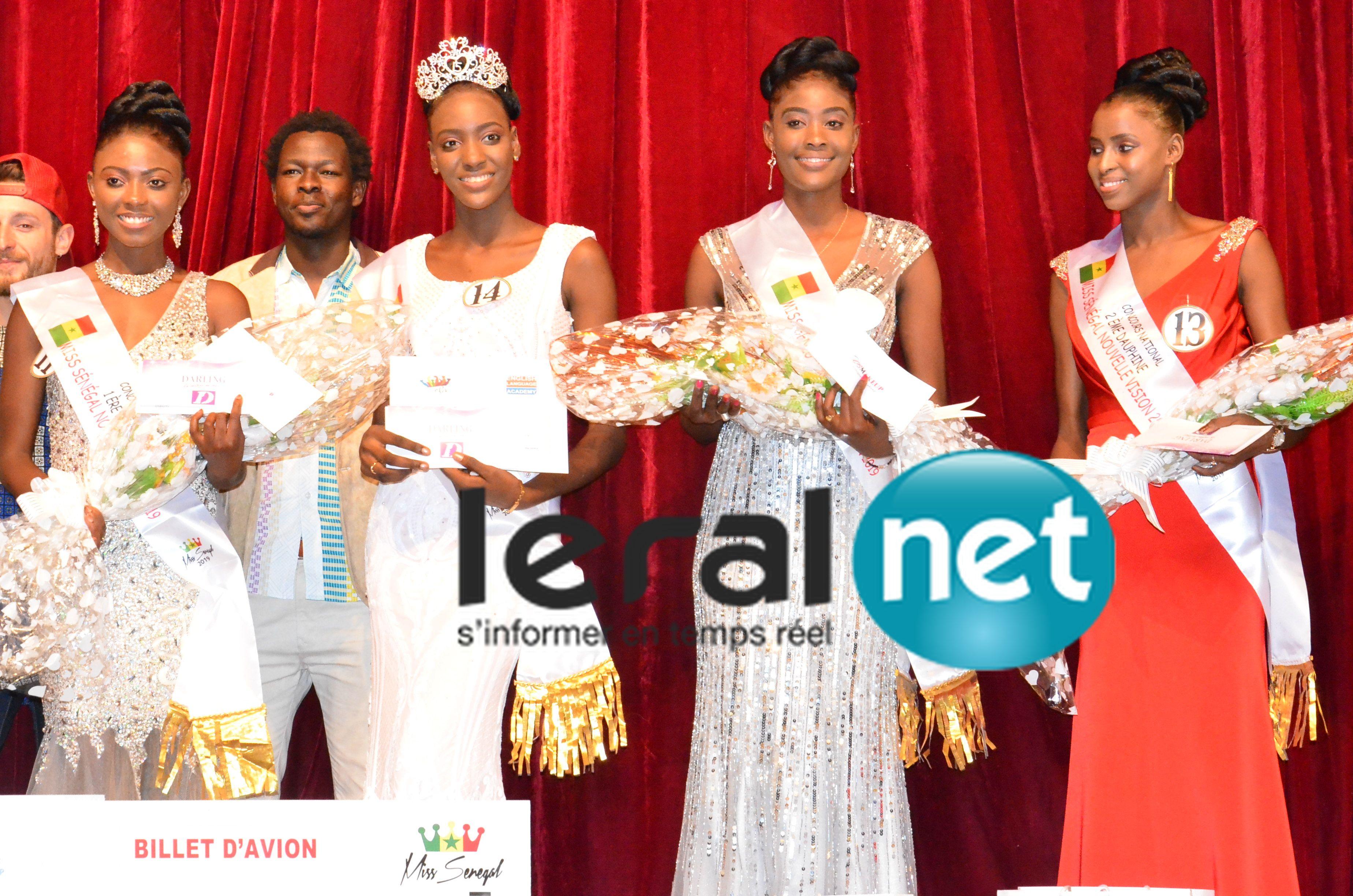 Photos : Revivez en images l'élection Miss Sénégal 2019 au Théâtre national