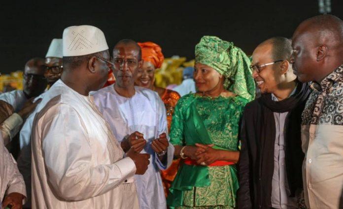 Dernière minute: C'est officiel, Aissata Tall Sall rejoint Macky Sall !