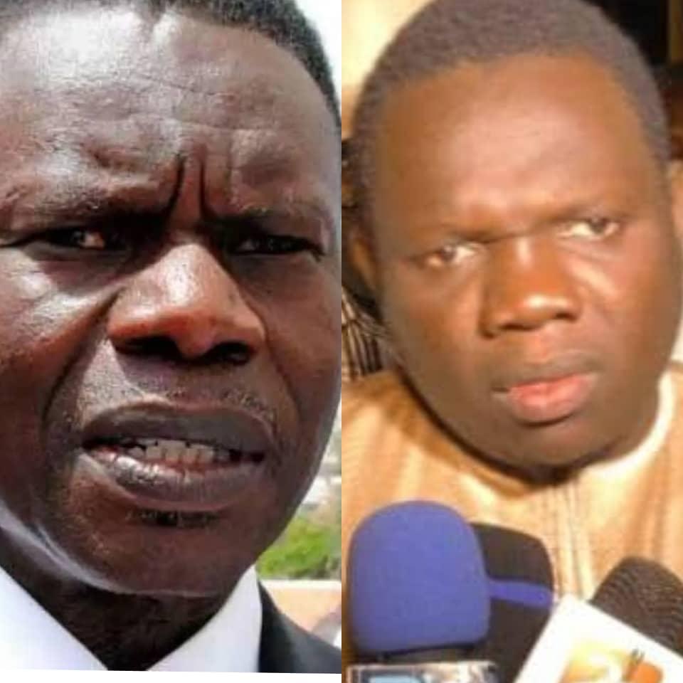 Montage du comité électoral départemental de Bambey: El Hadji Dia et Pape Diouf  s'étripent…