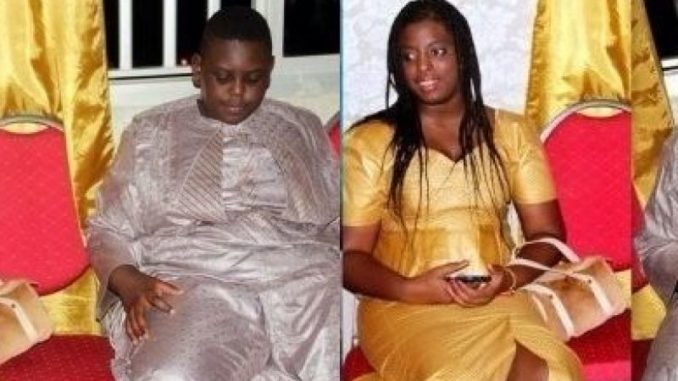 Photos : Ndèye Driss Sall, la fille de Macky a beaucoup grandi