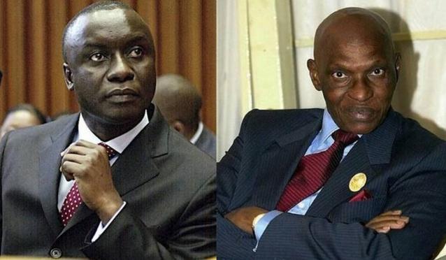 Á l'attention de Abdoulaye Wade et d'Idrissa Seck