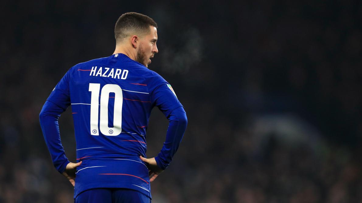 Maurizio Sarri face au cas Eden Hazard