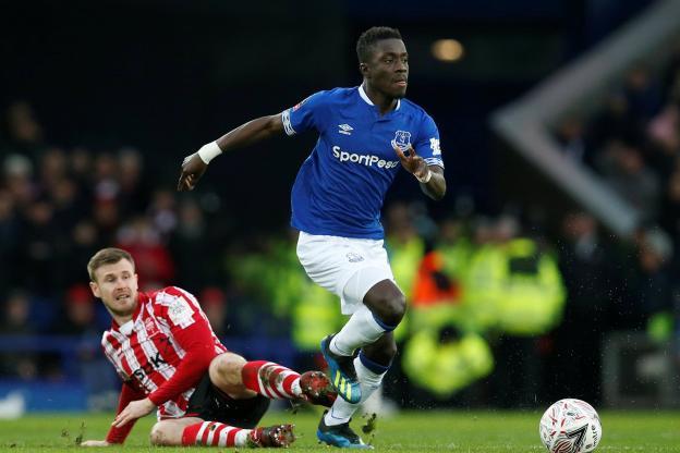 PSG : Idrissa Guèye (Everton) ou l'homme mystère