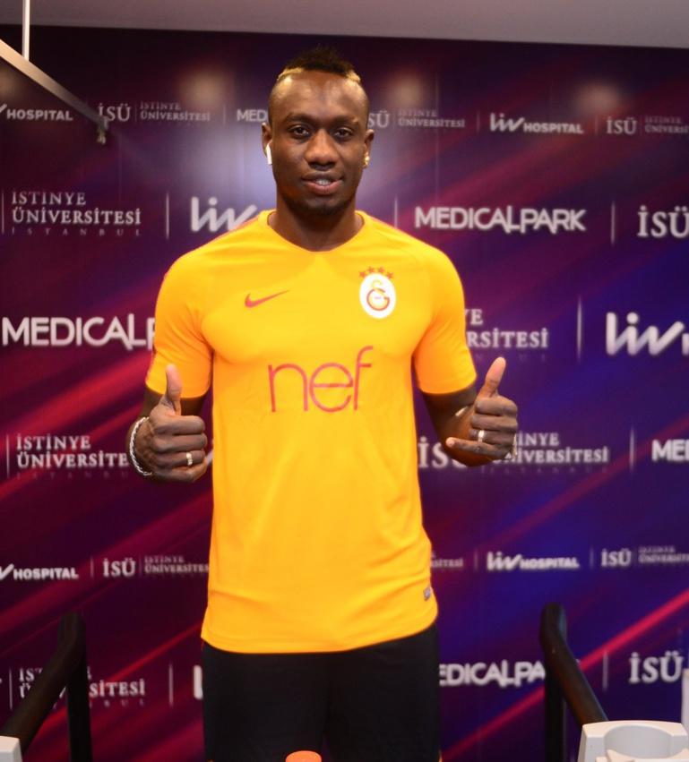Mercato: Mbaye Diagne a signé à Galatasaray