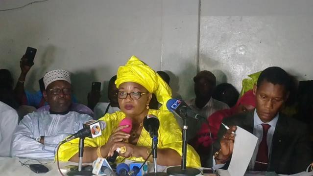 Présidentielle du 24 février prochain: Aida Mbodji diffère son soutien à dimanche