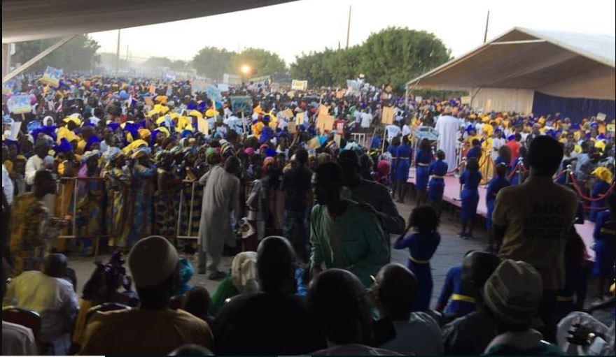 "Madické Niang à Mbacké : ""J'arrête la campagne, j'ai déjà battu Macky Sall"""