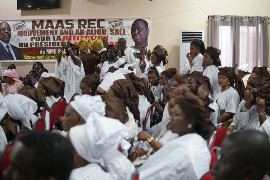 30 Photos : Sokhna Bousso, la « Première dame » de Aliou Sall lance le Mouvement And Ak Aliou Sall pour la Réélection du Président Macky SALL