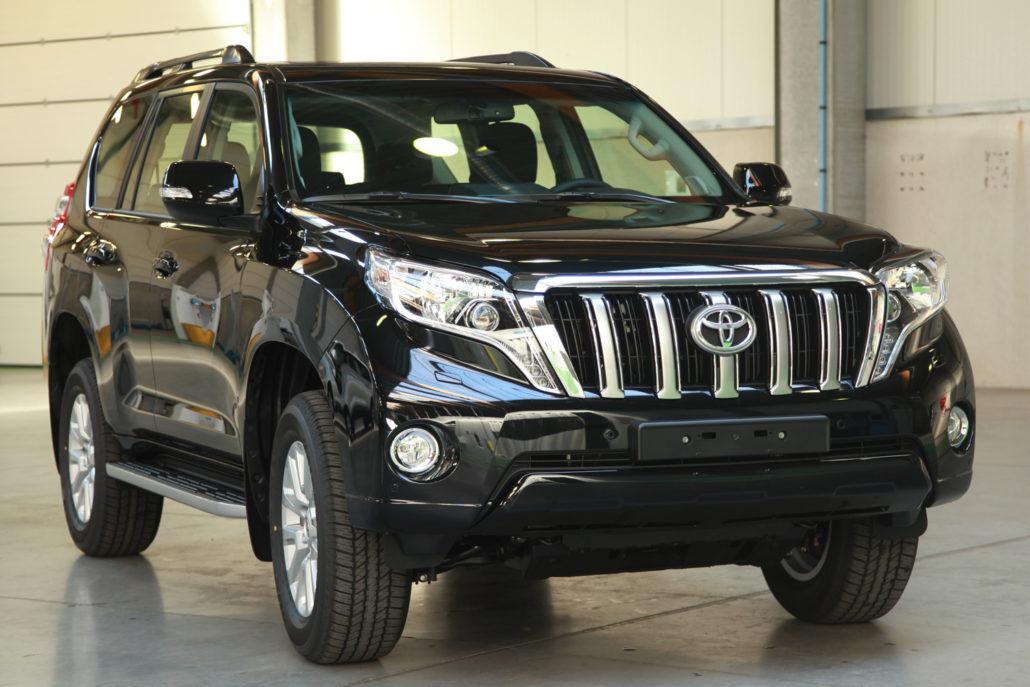 Présidentielle 2019: ces voitures de luxe qui transportent Macky, Idy, Madické, Issa Sall et Sonko