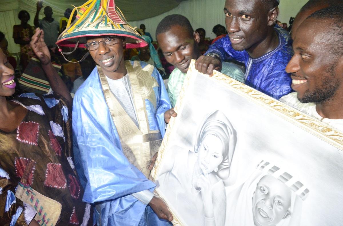 """Les jeunesses du département de Kanel """"chantent"""" Mamadou Oumar Bocoum pour la réélection de Macky Sall"""
