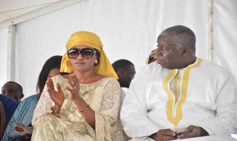 Photos : le regard amoureux de Diop Sy sur sa ravissante femme, waw keuye!
