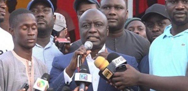 Thiès - Idrissa Seck: «On ne dirige pas le Sénégal par la force et le Niangal»