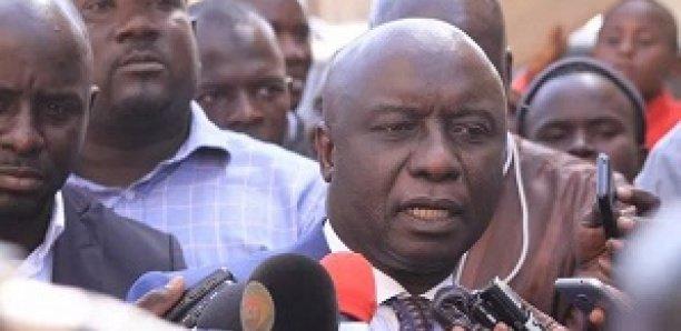 Idy à Thiès: «Macky a promis aux étrangers d'augmenter les prix des denrées après sa réélection»