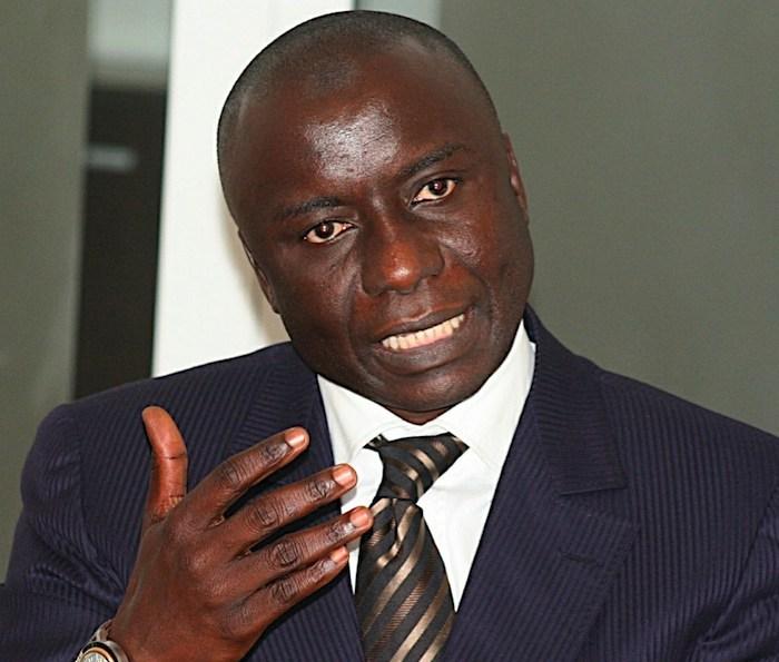 Idrissa Seck : « mon plus grand chantier, c'est la question de l'eau »