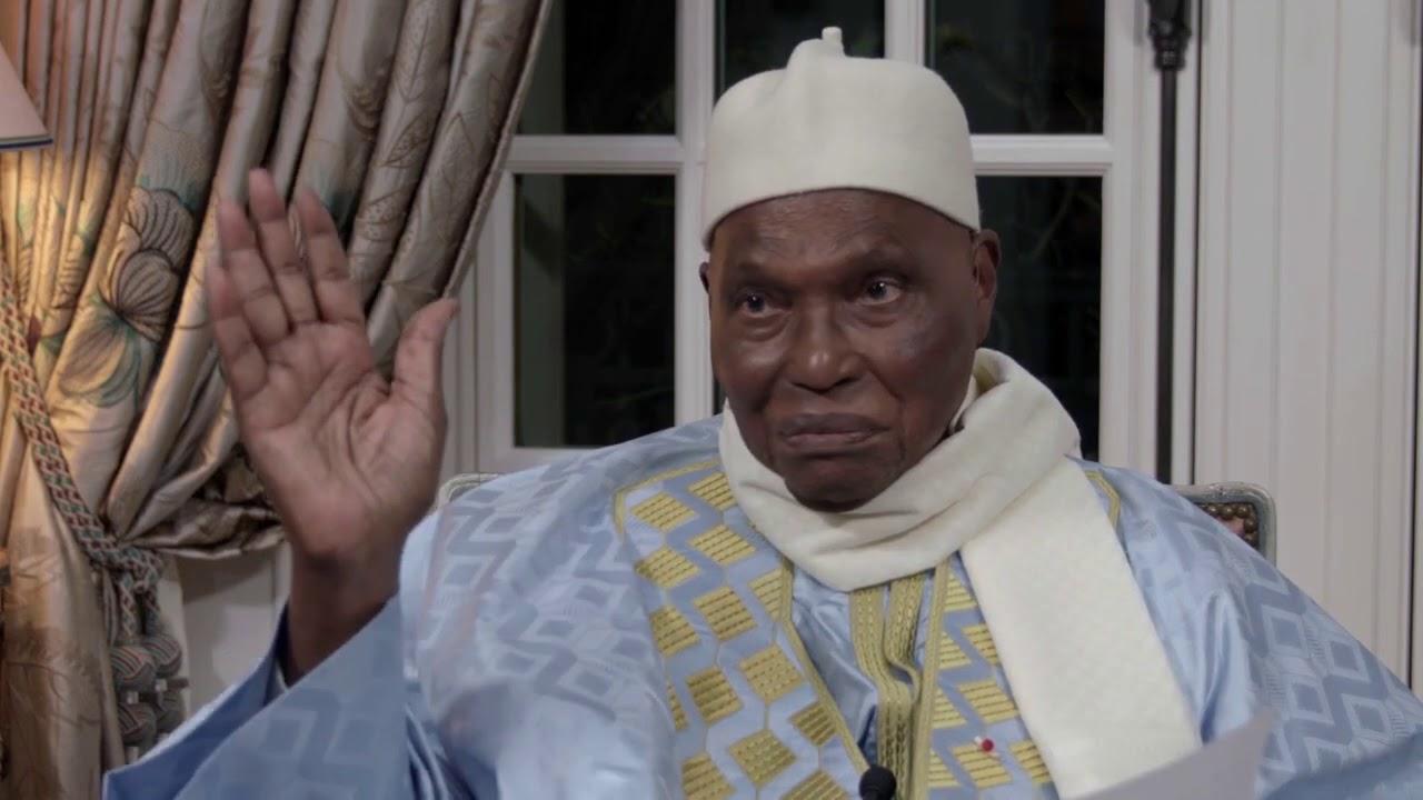 Déclaration de Me Abdoulaye Wade: Le Pape du Sopi menace et annonce une série d'actions pacifiques