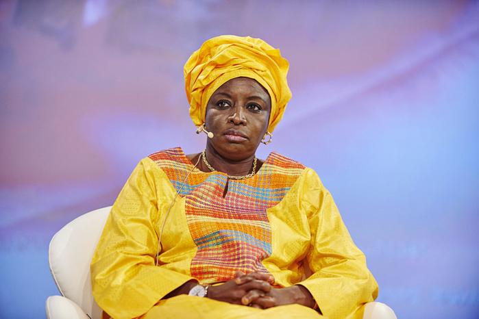 Aminata Touré déçue par Me Abdoulaye Wade