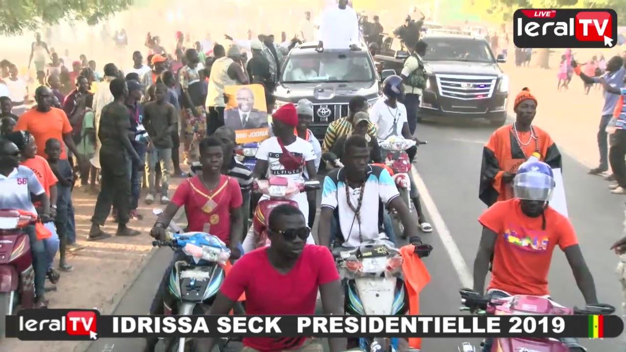 "Thierno Bocoum: ""Abdoulaye Wade va soutenir Idrissa Seck"""