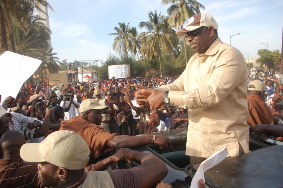 Réélection de Macky Sall au 1er tour : Le « mouvement Dantel émergent » porte le combat
