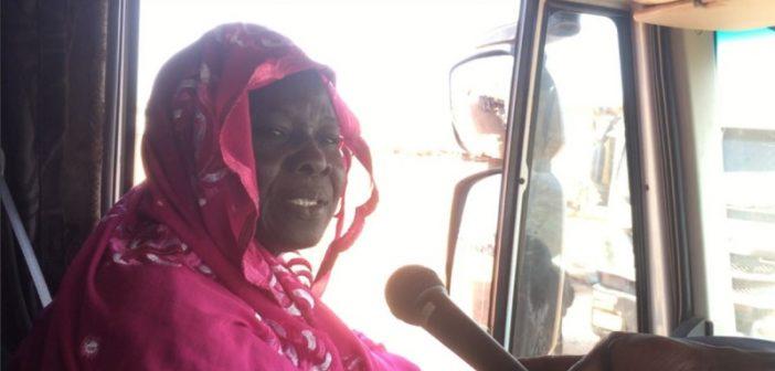 Afrique de l'Ouest: Découvrez Massata Cissé, seule femme conductrice de poids lourds depuis 28 ans