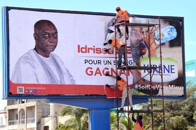 Au Sénégal, un ralliement qui pourrait bouleverser la présidentielle du 24 février