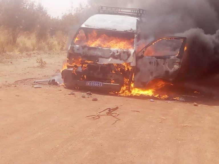 Affrontements à Tambacounda : Une voiture du PUR incendiée