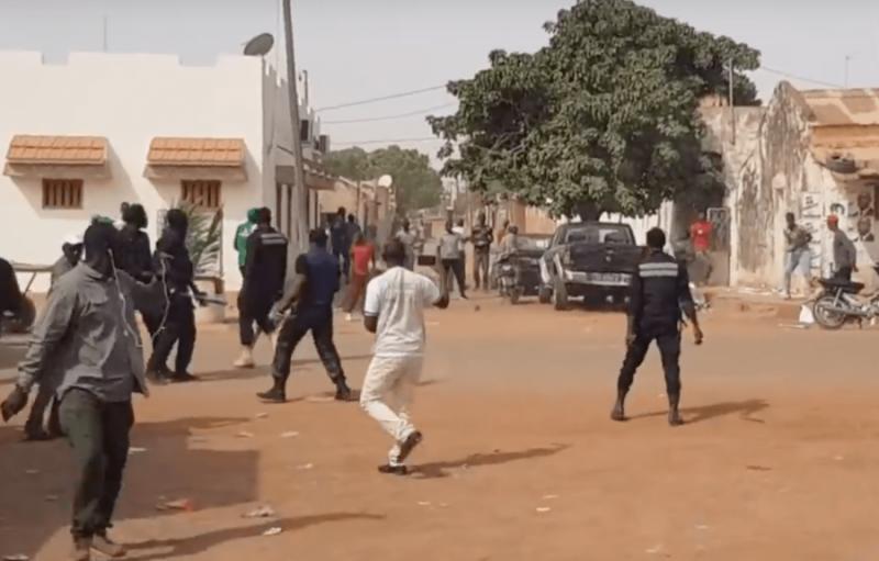 Violences à Tamba- Le procureur fait le point: 24 membres du Pur arrêtés et 26 journalistes auditionnés