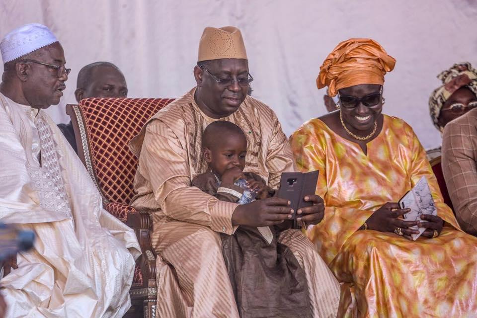 "Macky Sall : ""Chers Sénégalais de Casamance, merci"""