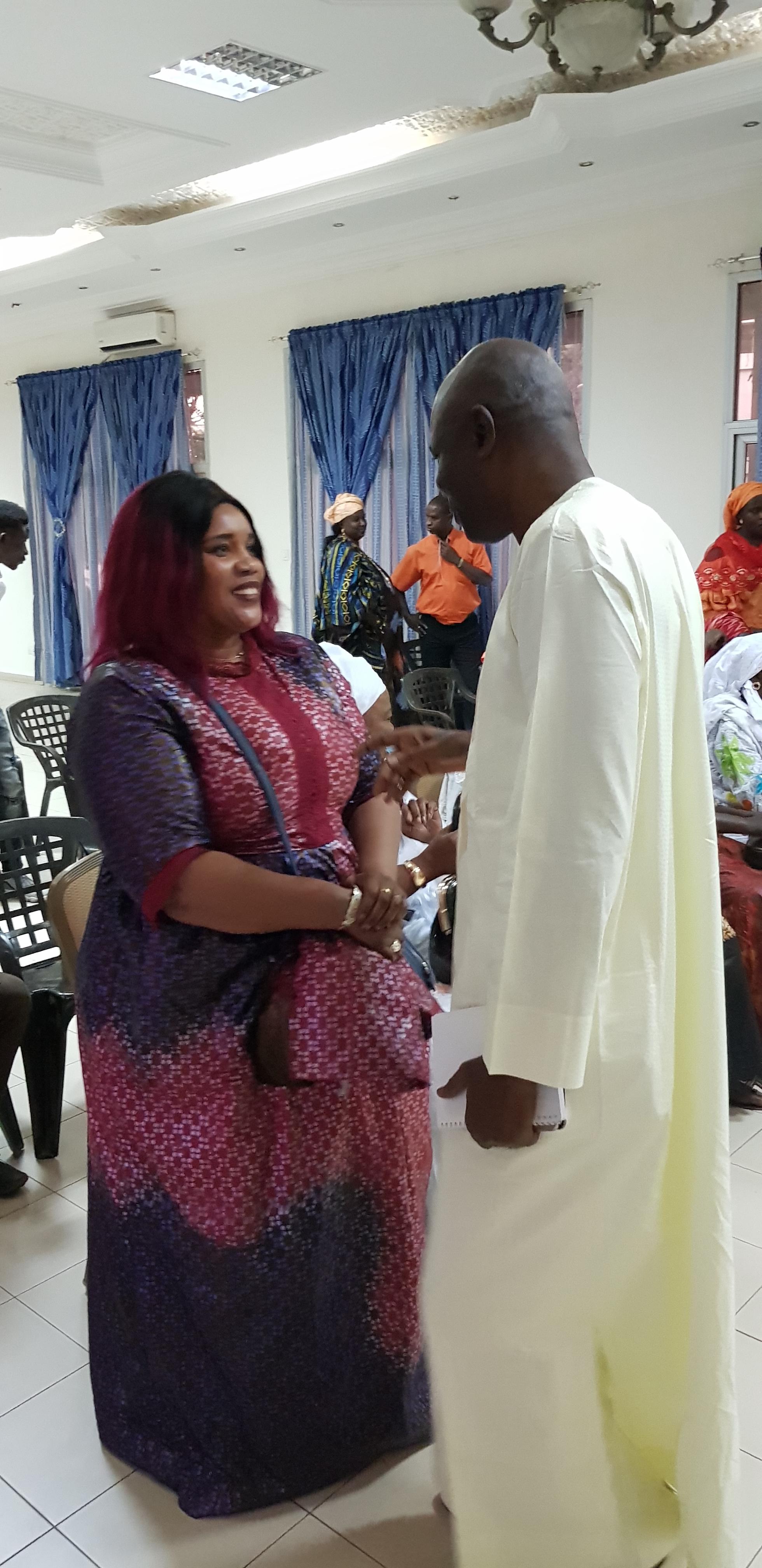 Harouna Dia, de Pikine à Kanel pour un seul objectif: massifier et réélire Macky Sall
